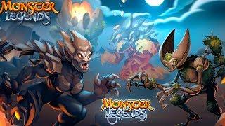 Monster Legends прохождение Primal Elements Maze Island
