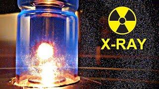 ✅Собрал Рентген установку ☢ Чернобыль на Кухне из деталей с металлоприёмки фонит не по детски