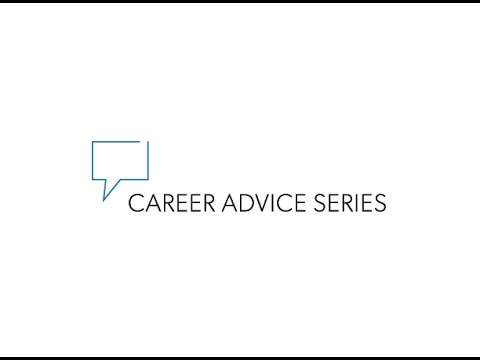 Career Advice Series: Choosing and Pursuing Alternative Careers