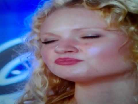 American Idol AUDITIONS  final season  Mary Williams  singing till i Can make it On My own