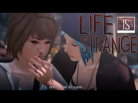 SHOWING OFF MY SUPER POWERS | Life is Strange [EP2][P2]