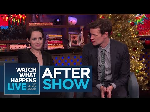 After : Claire Foy's Upcoming Movie With Ryan Gosling  WWHL