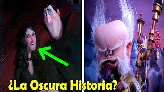 Como Murio la Esposa de Dracula? Por Culpa de Van Helsing! Hotel Transylvania 1 2 & 3