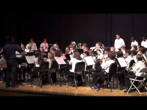 Edmunds Middle School 6th Grade Band Concert