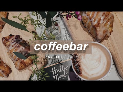 Coffeebar Comes to the Silicon Valley | [BAYFOOD REVIEWS #1]