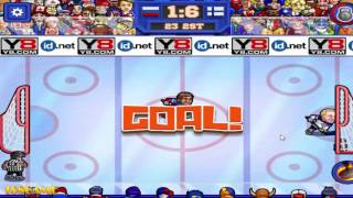 Hockey Fury Gameplay Full Walkthrough