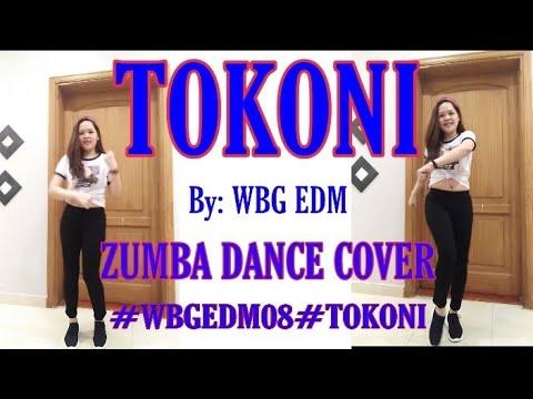 TOKONI Basic Zumba/my Fitness Remedy#WBGEDM #TOKONI #no Hate Just Love