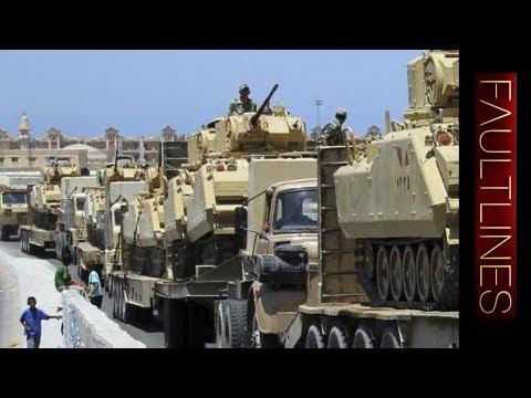 🇪🇬The Battle For The Sinai | Fault Lines