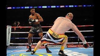 Anthony Joshua vs Gary Cornish (Full Fight HD)
