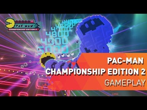 Pac Man Championship Edition 2 gameplay - Shuffle