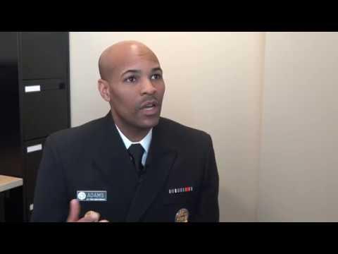 U.S. Surgeon General: Dr. Jerome Adams