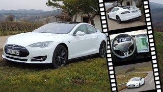 Tesla Model S: Was der E- Sportler wirklich kann