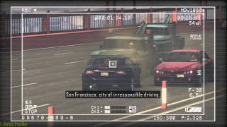 Driver San Francisco, Chapter 7 - #4 Stunt: Special Edition
