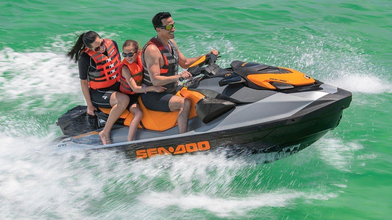Sea Doo Gti >> 2020 Sea Doo Gti 170 First Ride Review