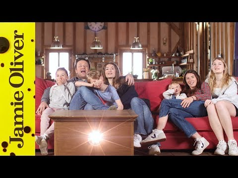 Jamie Oliver & Family React... to themselves.
