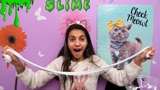 DIY Slime on my new channel!