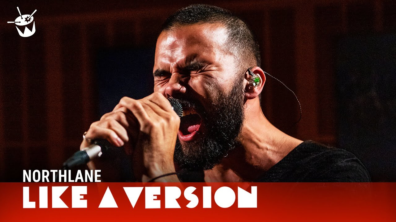 Northlane cover The Vines 'Get Free' for Like A Version