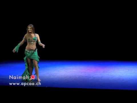 Naimah /6ème Cabaret Oriental International de Genève 2015