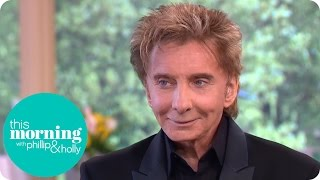 Barry Manilow Never Planned on Becoming a Performer | This Morning