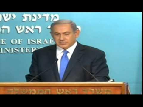 Netanyahu's Initial Reaction To Iran Deal
