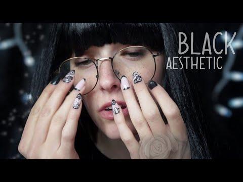 ASMR AESTHETICS - Black 🖤