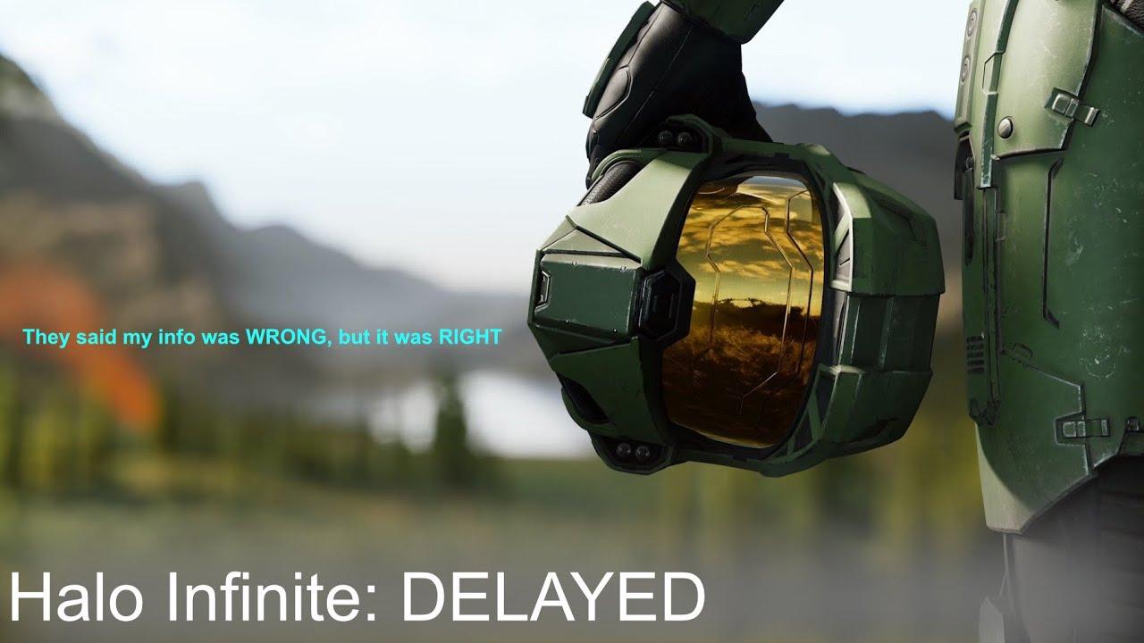 Halo Infinite Delayed, 343 Said I was WRONG