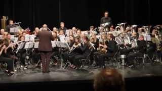 Musate op orkestentornooi 2015 - It Libben is Bjusterbaarlik (2)