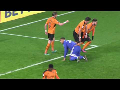 HIGHLIGHTS: CARDIFF CITY 2-1 WOLVES