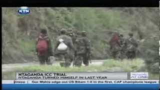 Bosco Ntaganda face ICC Trial on war crimes