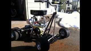 My Bar Stool Racer