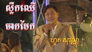 ស្លឹកឈើចាកមែកហួតសុវណ្ណ,Slek Chher Chak Mek(Bopha Karaoke)