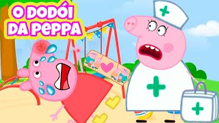 Boo Boo Song (Hush Little Baby) |PEPPA, VOCÊ VAI CAIR!/ More Nursery Rhymes & Kids Songs