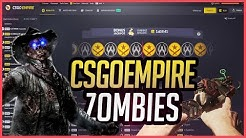 DEPOSITING 5 COINS ON CSGOEMPIRE EVERY ROUND WE WIN!