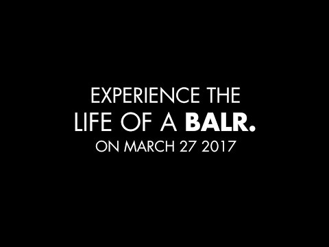 Win The Life Of A BALR. Experience