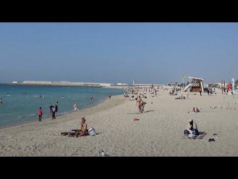Dubai – Kite Beach – March 2018 – 4K UHD 2160p