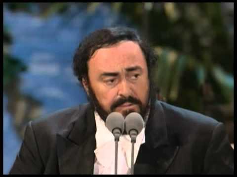 Nessun Dorma - Luciano Pavarotti, Plácido Domingo & Jose Carreras