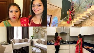 💁♀️मेरी छोटी ननद के घर 🏘का Tour   Home Tour / Home Decor & Organization Idea 💃🏘   Indian Mom Studio