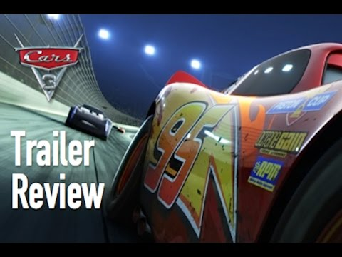 Cars 3 Teaser Trailer Review, Breakdown & Speculation - Jack