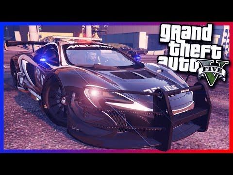ΑΜΑΞΑΡΑ! // GTA 5 LSPDFR #5 (Police Mod) LIVE