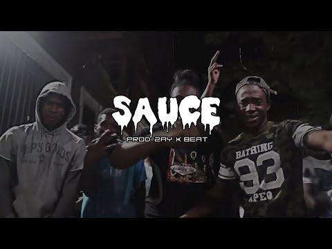 "[FREE] ""SAUCE"" Sheff G x 22gz x G Herbo x DJ L (Trap/UK Drill Type Beat) 2017   Prod. @ZAY1KBEATS"