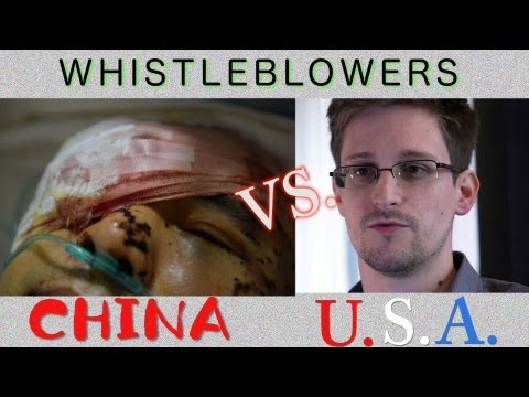 Chinese Whistleblower Attacked with Sulfuric Acid | China Un