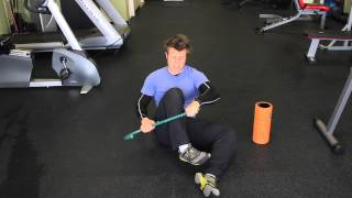 How To Fix Shin Splints | Anterior Tibialis Release