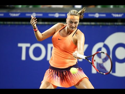 2016 Toray Pan Pacific Open First Round | Petra Kvitova vs Madison Brengle | WTA Highlights