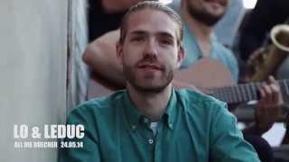 Lo & Leduc - All die Büecher (KiFF Backstage Sessions)