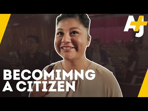 The Journey From Undocumented To U.S. Citizen