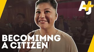From Being Undocumented To Becoming A U.S. Citizen