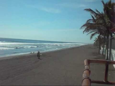 Playa el Real, el Real Beach, Tecoman Colima, Mexico - YouTube