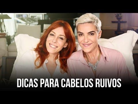 DICAS PARA CABELOS RUIVOS COM MIRANDA KASSIN