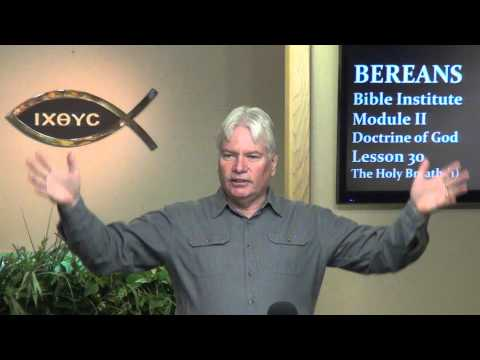 20. The Holy Breath of God (Part 1)