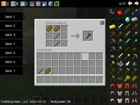 Minecraft Custom Npc Mod    Crafting Recipes
